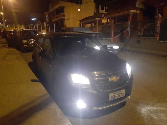 Chevrolet Orlando Full