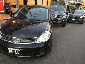 Nissan Tiida 1.8 Visia Plus 2009 Oportunidad!! Argemotors