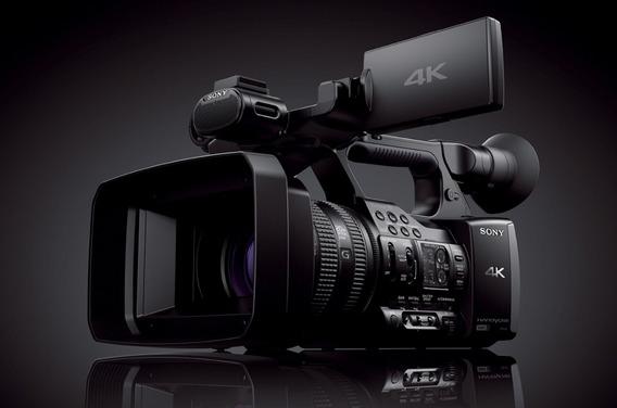 Sony Pxw Z150 4k Xdcam Camcorder (ntsc/pal)