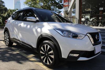 Nissan Kicks Sv 2020 Automático Branco