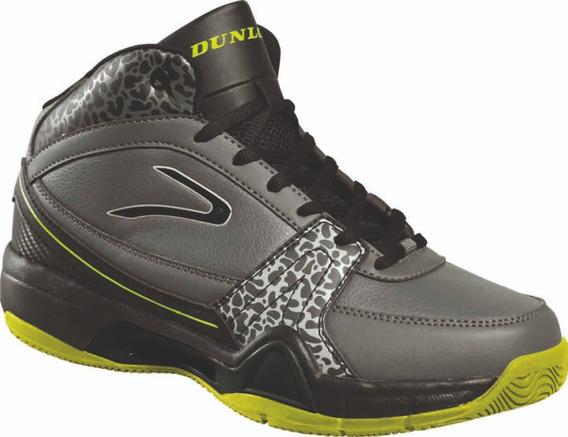 Zapatillas Hombre Basket Bota Dunlop Prohunter