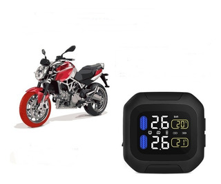 Sensor Presión Para Cubiertas De Moto Tpms Motoscba P