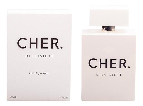 Perfume Importado Mujer Cher Diecisiete Edp - 100ml