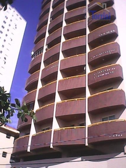 Kitnet Em Praia Grande, 01 Dormitorio, Com Churrasqueira, Na Aviação Kn0073 - Kn0073