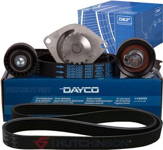 Distribucion Dayco + Bomba Skf + Poly V C3 Picasso 1.6 N