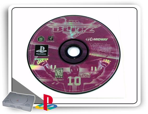 Nfl Blitz Original Playstation 1 Ps1