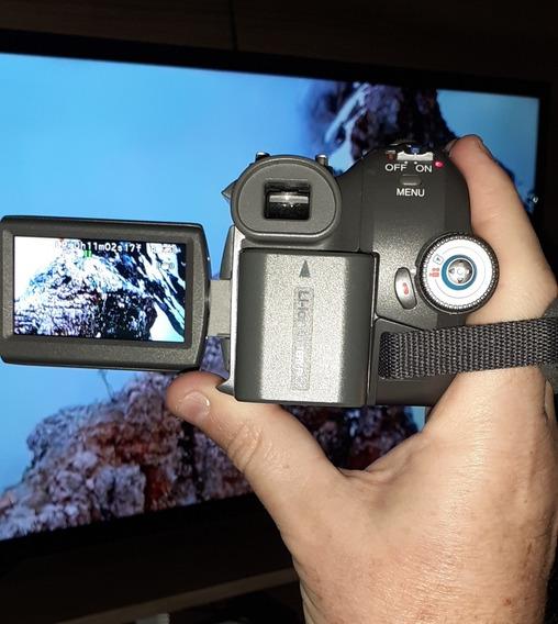 Filmadora Panasonic Mini Dv Zoom 32 X