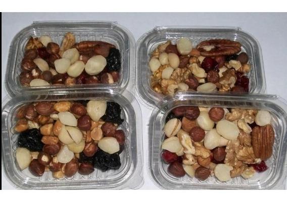 Frutos Secos El Snacks Perfecto Y Saludables