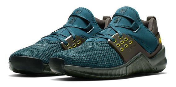 Tênis Nike Free Metcon 2 Crossfit Double Colors