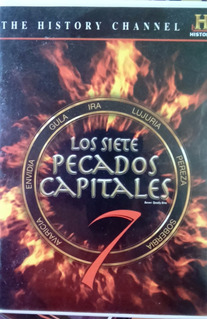 Documental Los 7 Pecados Capitales Historychannel Dvd