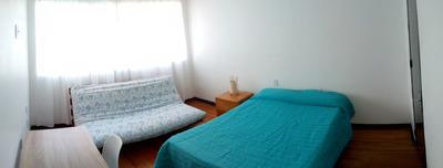 Habitación Cama Matrimonial A 1 Cuadra Del Hospital Balbuena