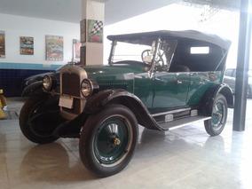 Chevrolet 1927 Doble Phaeton Four Door