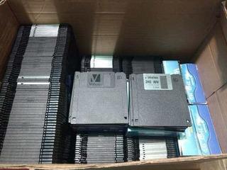 50 Diskettes Disquetes 3.5 3 1/2 Verbatim, Imation, Sony