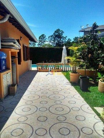 Imagem 1 de 17 de Chácara Com 3 Dormitórios À Venda, 540 M² Por R$ 560.000,00 - Condomínio Jardim Das Paineiras - Itatiba/sp - Ch0233