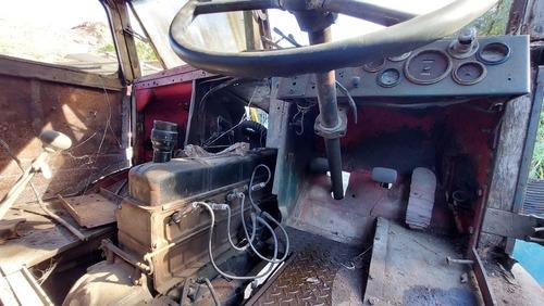 Imagem 1 de 9 de Chevrolet  Coe Militar 4x4