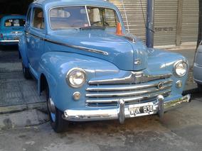 Ford De Luxe 1947 V8