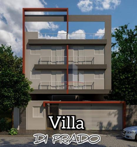 Cobertura Com 2 Dormitórios À Venda, 79 M² Por R$ 369.000,00 - Campestre - Santo André/sp - Co0124