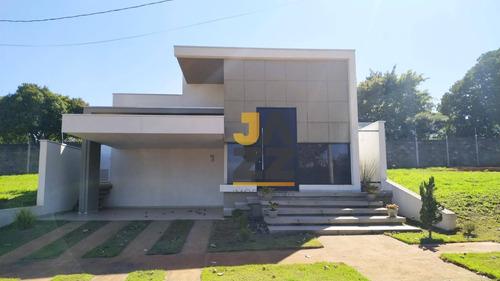 Linda Casa Com 3 Suítes À Venda No Condomínio Macknight, 181 M² Por R$ 900.000 - Jardim Vista Alegre - Santa Bárbara D'oeste/sp - Ca12583