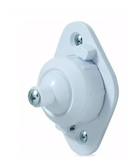 Soporte Rotula Sensor De Movimiento Pir Universal 90º