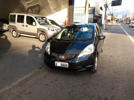 Honda Fit 1.4 Lxl Flex Automatico 2009 Completo 2 Dono