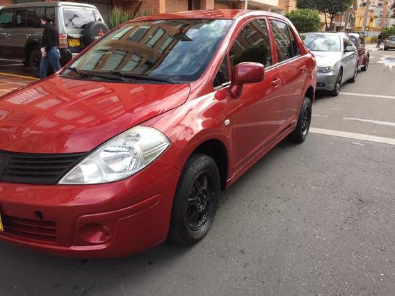 Nissan Tiida 1.8 Aire Acondicionado