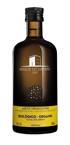 Azeite De Oliva Extra Virgem Orgânico Herdade Esporão 500ml