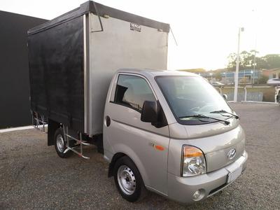 R$ 48.000 Hyundai Hr 2.5 Baú Sider 2011 Bonita
