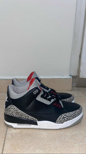 Imagen 1 de 2 de Jordan 3 Black Cement