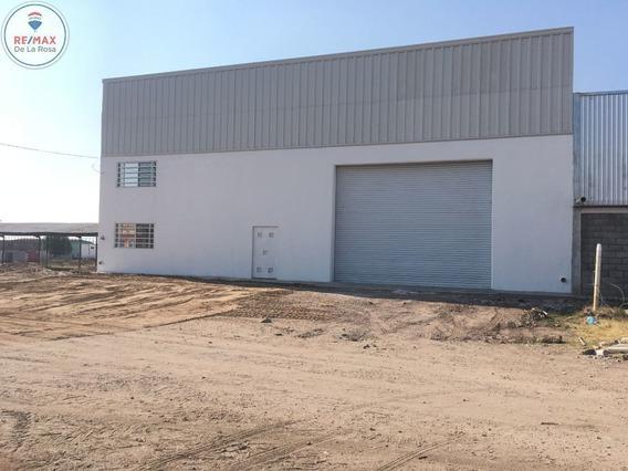 Bodega Nueva En Renta Y Venta Cercana A Blvd. Fco. Zarco