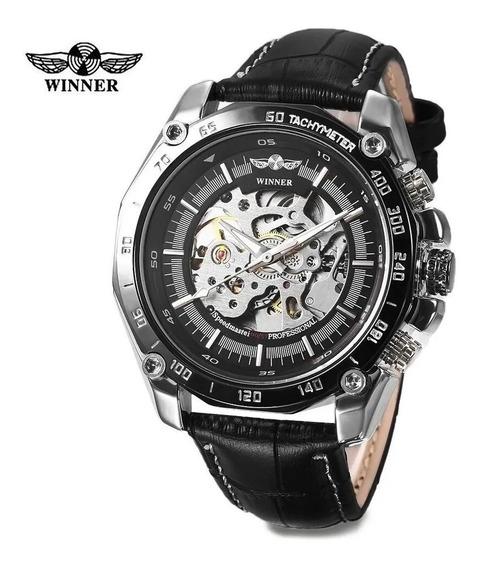 Relógio Automático Mecânico Winner