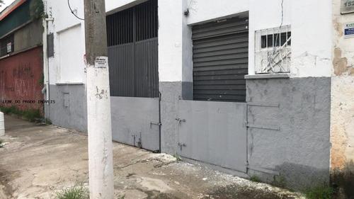 Galpão Para Locação Em São Paulo, Moóca - Lpf0795_2-1133173