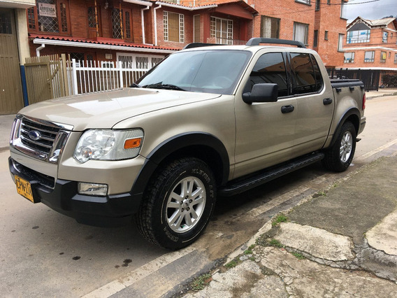 Ford Sport Trac Pick-up Full Equipo