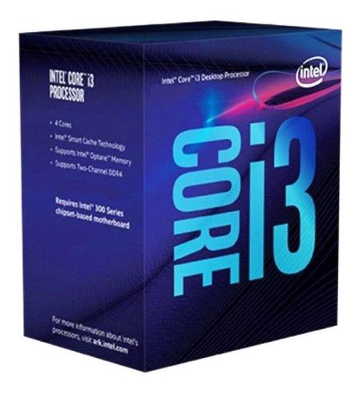 Processador Intel Core I3-9100f. Lga1151 / Quad-core!