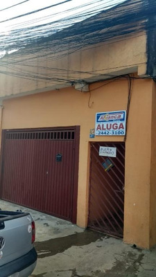 Casa Com 1 Dormitório Para Alugar, 35 M² Por R$ 550/mês - Jardim Santa Emilia - Guarulhos/sp - Ca1807