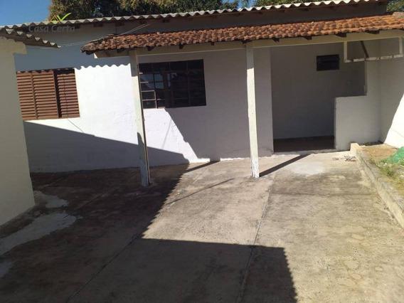 Edícula Para Alugar, 120 M² Por R$ 800,00/mês - Vila Paraíso - Mogi Guaçu/sp - Ed0062