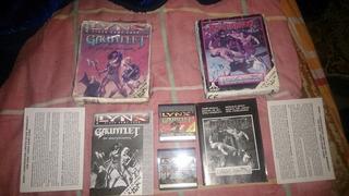 Juegos De Atari Lynx Completos