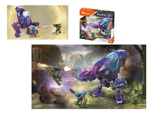 Halo Megaconstrux Covenant Goblin De Batalla 218piezas Ofert