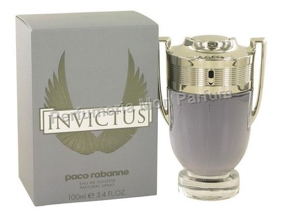 ** Perfume Invictus By Paco Rabanne. Entrega Inmediata **