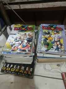 Mangas De Dragonbal Z Coleção