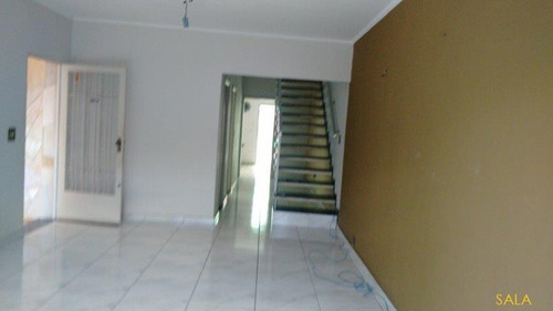 Sobrado Residencial À Venda, Jardim Munhoz, Guarulhos. - So1333