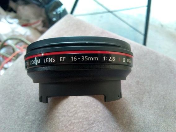 Anel Frontal Lente Canon Ef 16-35mm 1:2,8 L    Usm