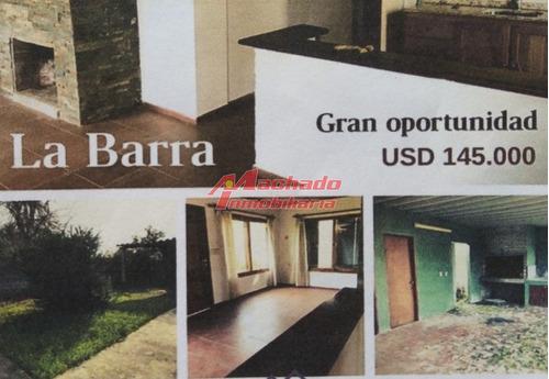 Casa El Tesoro Punta Del Este Buen Entorno 3 Dormitorios A Solo 400m2 Del Mar- Ref: 6189