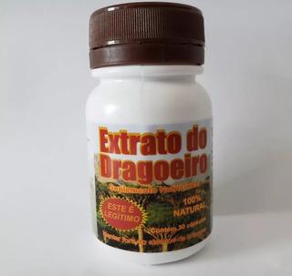 Extrato Do Dragoeiro 1 Frasco Com 30 Cápsula Original