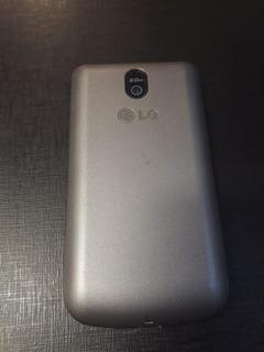 Vende-se Celular Usado Da Marca LG Dual Sim (2 Chip) .