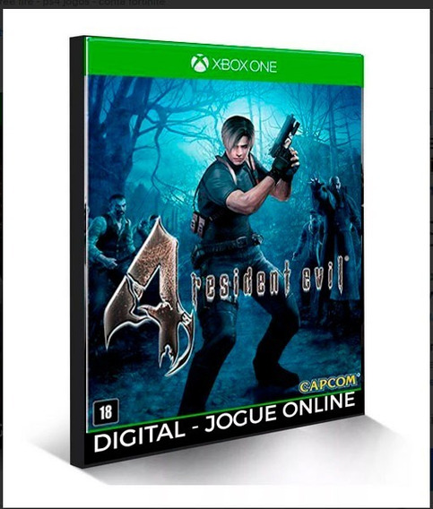 Resident Evil 4x Box One Digital