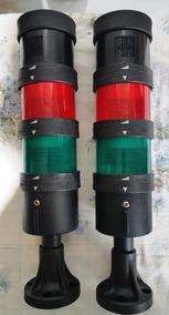 Coluna Luminosa Completa Led Schneider Harmony Xvb 24vdc