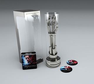 Terminator 2: Endoarm Edicion Limitada Escala Real