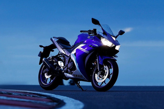 Yamaha Yzf R3 - Full Motos -