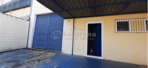 Imagem 1 de 17 de Barracão Para Aluguel Em Jardim Das Bandeiras - Ba006510