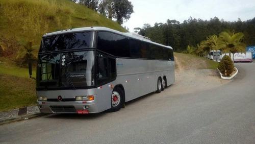 Ônibus Marcopolo/ Modelo Volvo/b10m 6x2 1997/1998